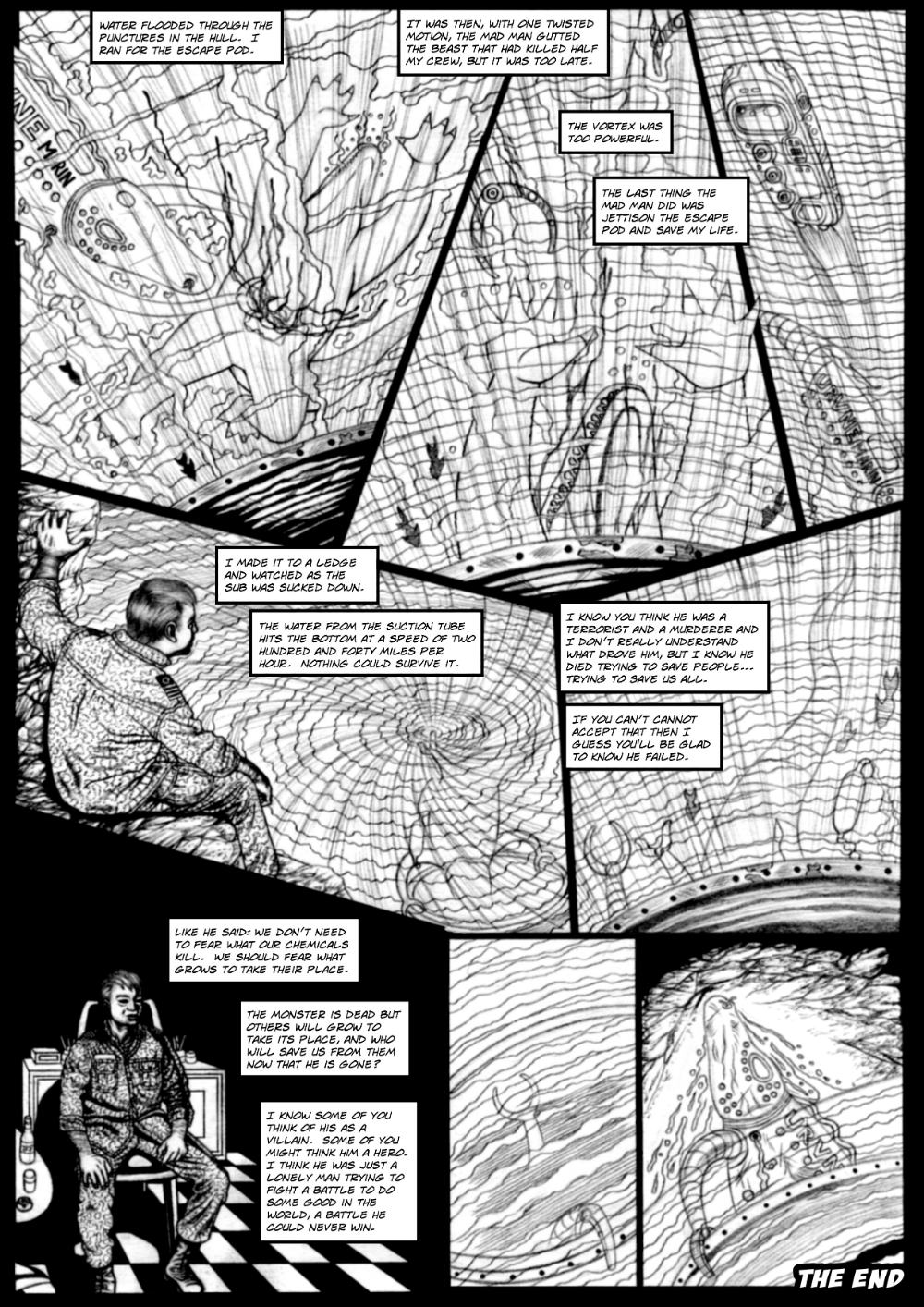 Monster Beneath page 8
