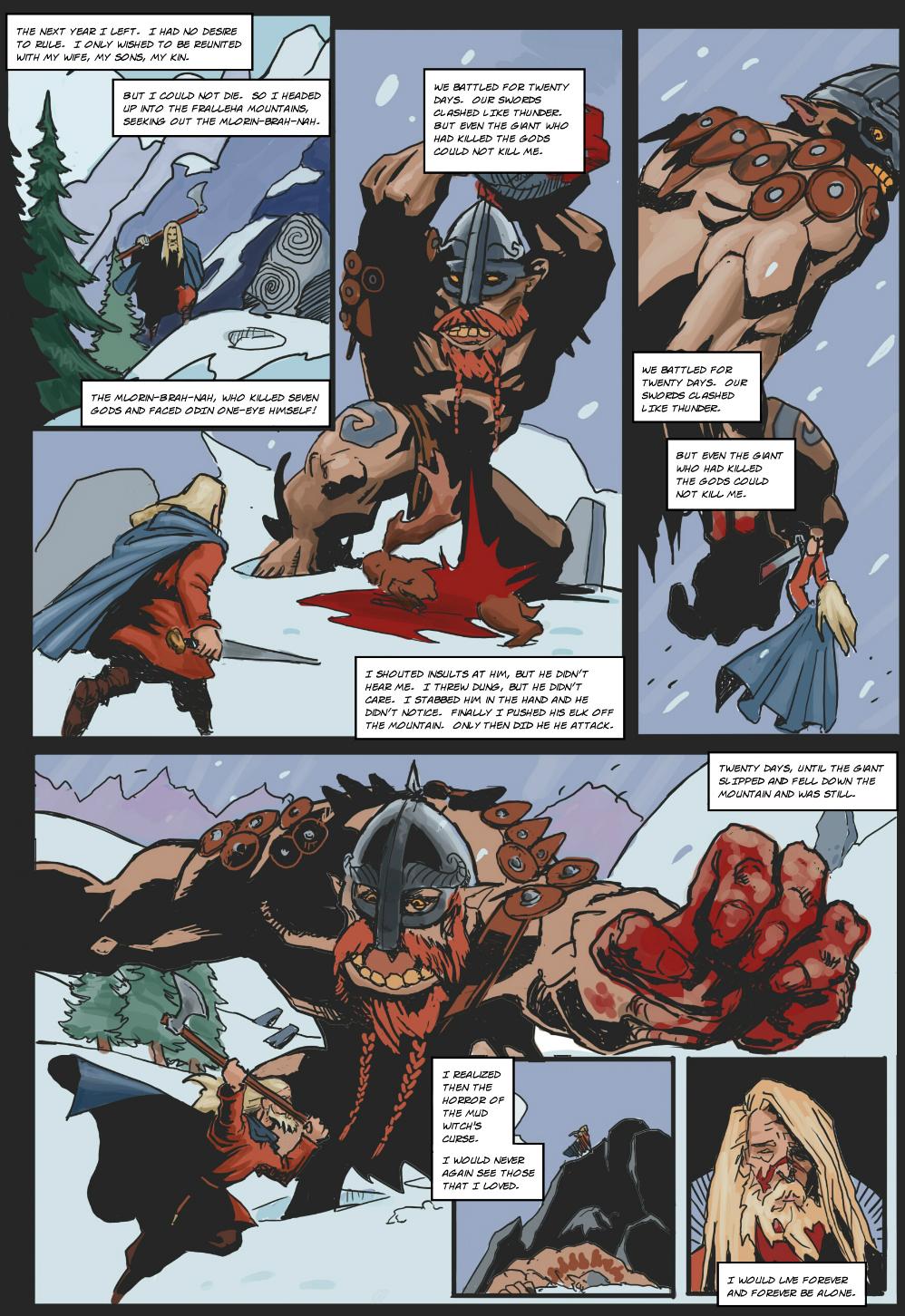 Immortal Viking pg 5
