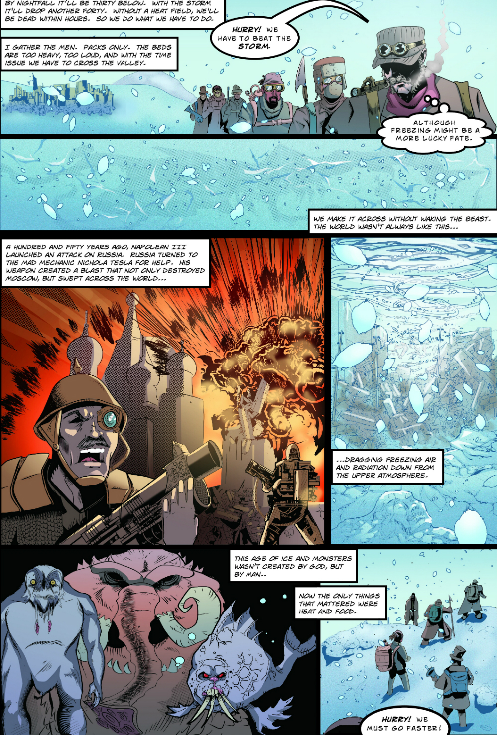 Valley of Has'Logoth page 2