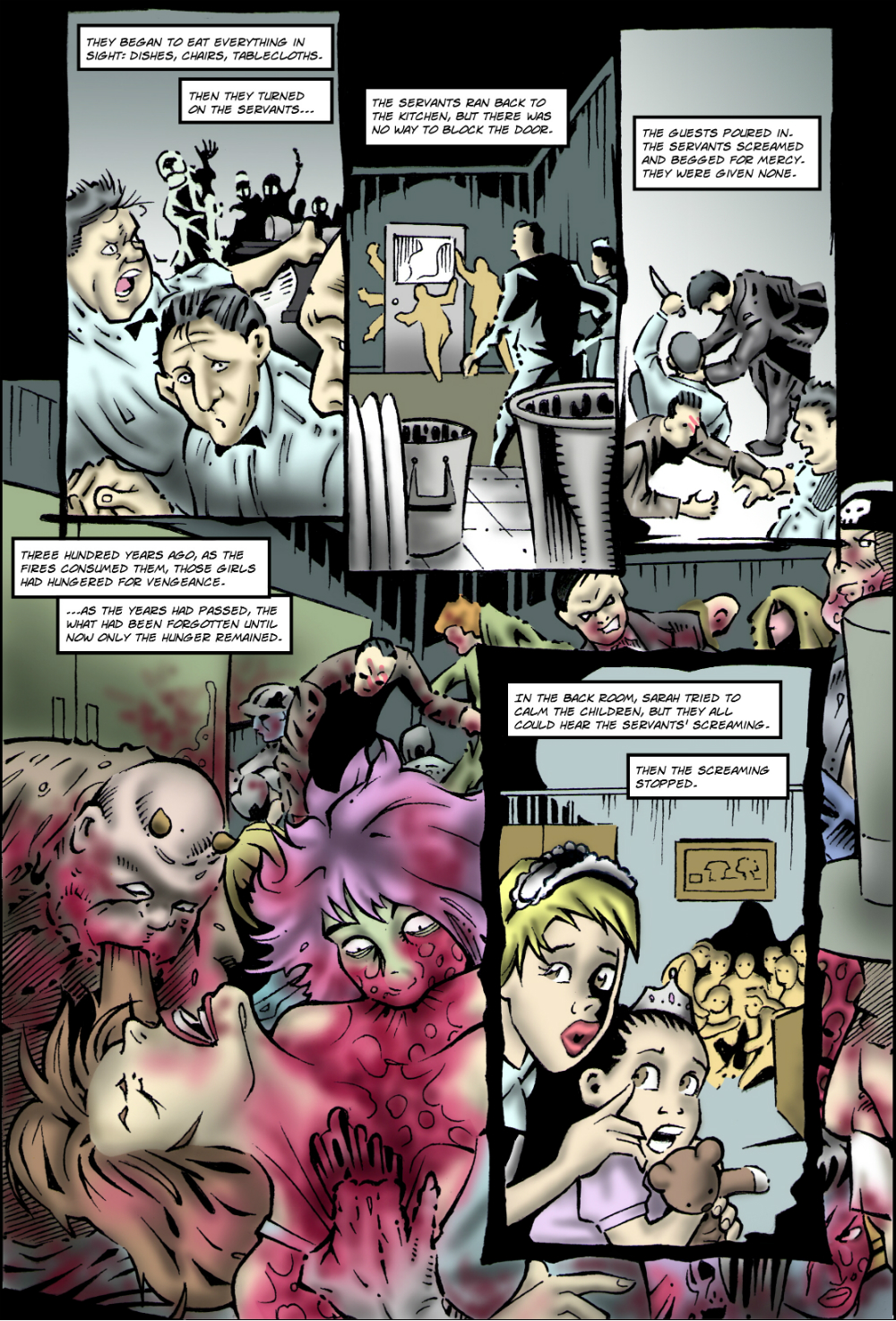 FEAST page 4 - story 23
