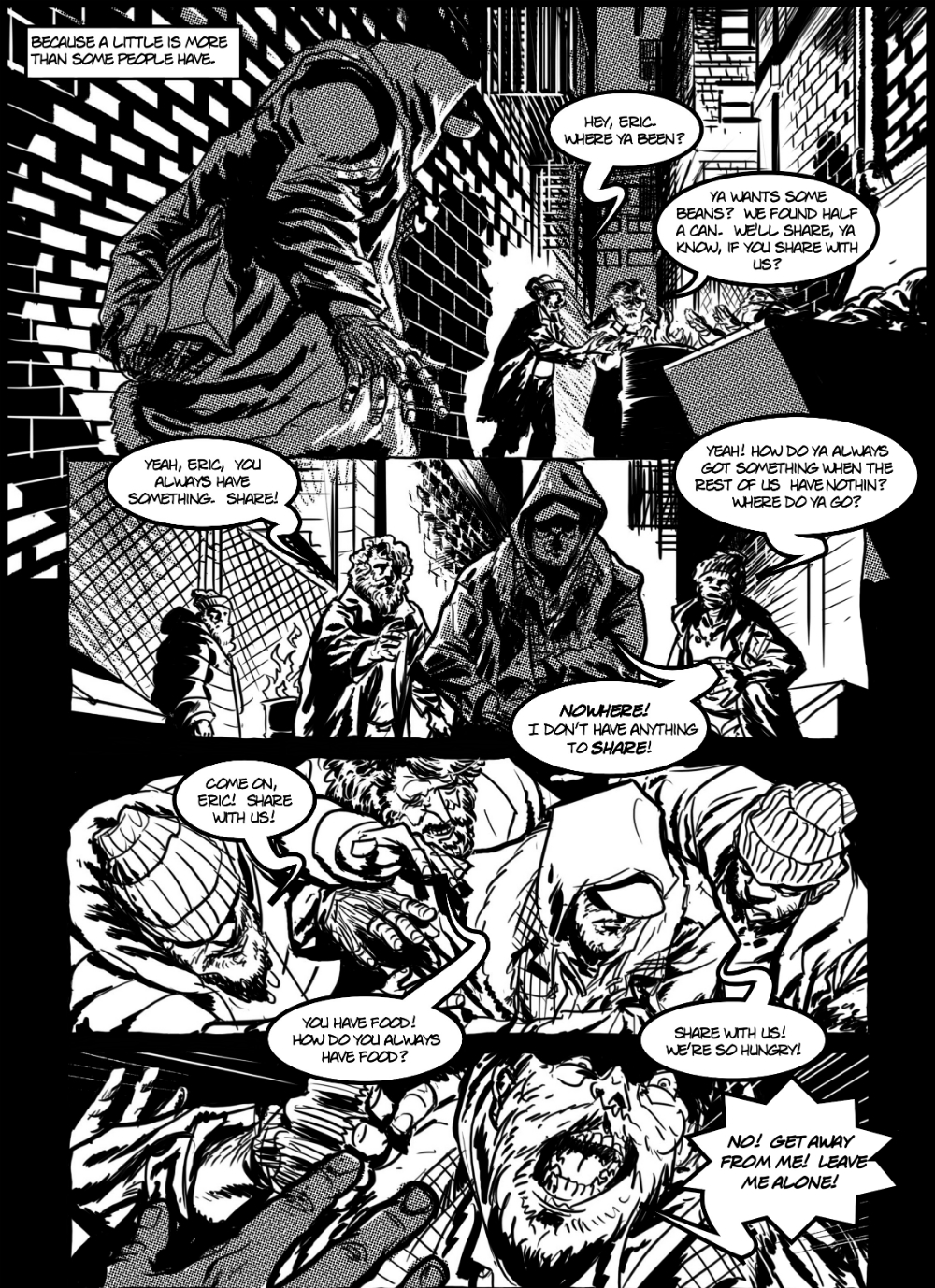 FILLINGS page 2 - story 6