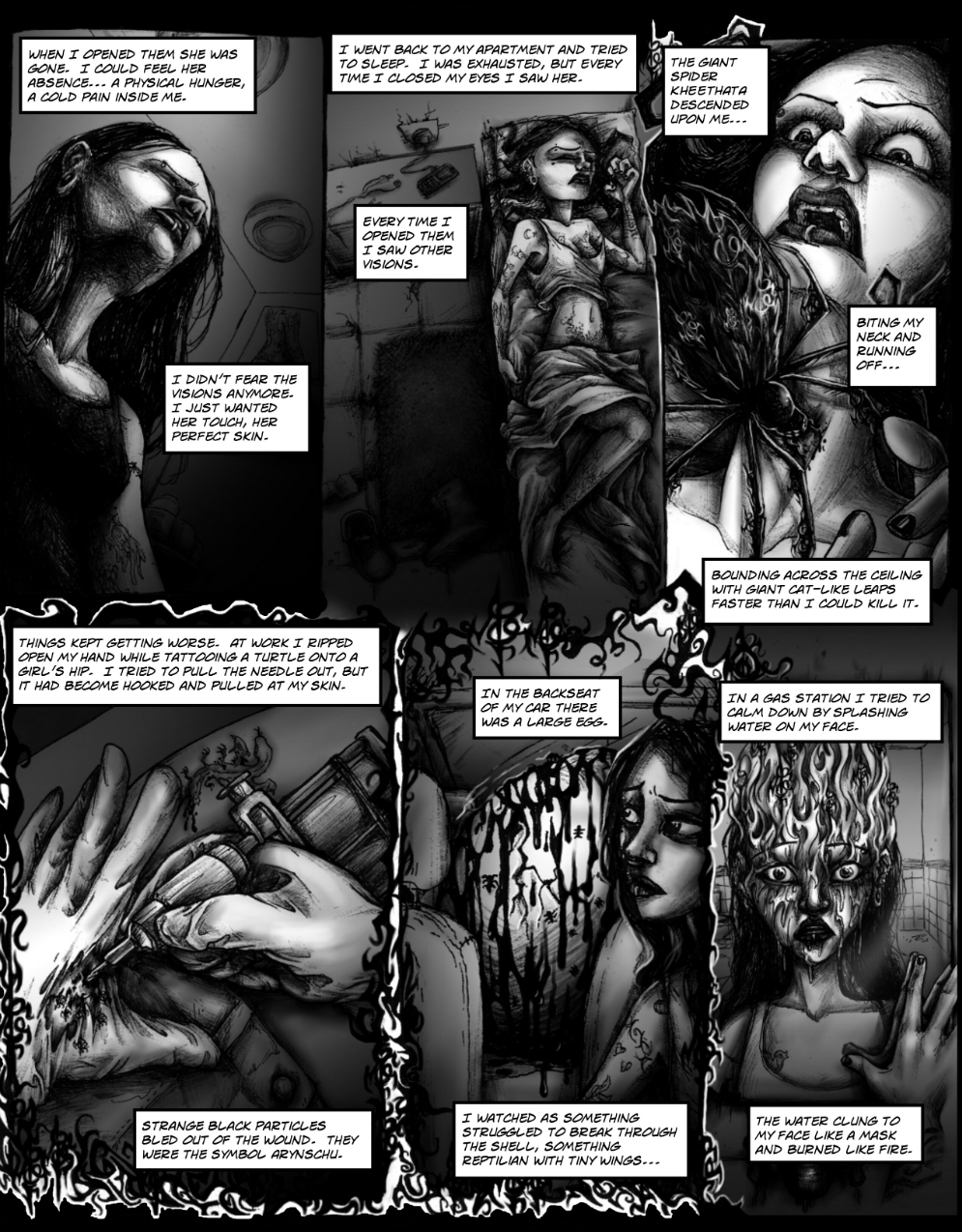 And So It Is Written pg5