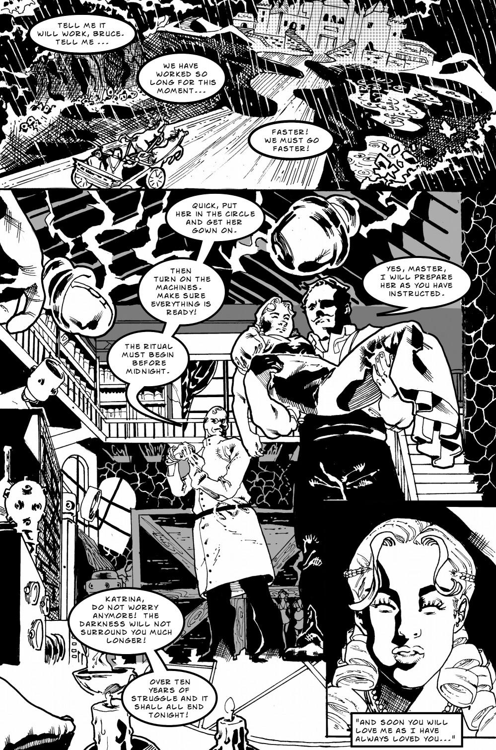 Zombie Love Slave page 2